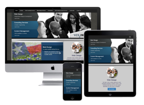 Custom Website Design Company Leesburg VA